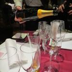 パッソ デル マーレ - ワインを愉しむ夕べの始まり