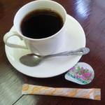 椎の木茶屋 - プラス150円でコーヒーを