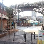 24585566 - 近くには東京唯一の路面電車の三ノ輪橋電停