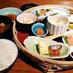 旬菜家 - 花かご膳850円♪