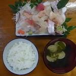 いとう - 刺身定食1000円