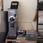 タック ビーンズ - BUNNのコーヒーミル