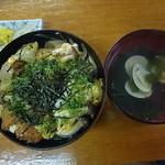 いとう - カツ丼680円