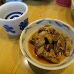 大将 - スタミナ漬けと日本酒