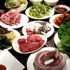 焼肉工房つるまさ - 料理写真:焼肉宴会コース(飲み放題付き)⇒4000円