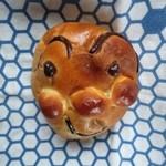 ロココ - 料理写真:アンパンマン(チョコクリームパン)¥130