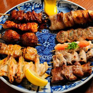 コース料理全8種類!!あったかお鍋付きコース3000円