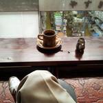オンサヤ コーヒー 奉還町本店