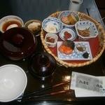 24597513 - 「日本料理 弁慶」の朝食