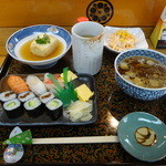 めぐみ鮨  - 寿司ランチ1050円