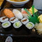 めぐみ鮨  - 寿司アップ