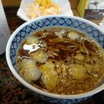 めぐみ鮨  - そば