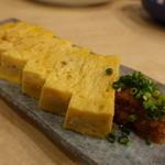 築地ビッグ寿司 - たまごやき(2014年3月)