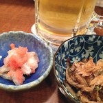 わび助 - 京都に帰ってきました(^^) ちょっと一杯( ^ ^ )/■