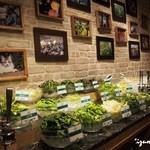 シンシャン 中目黒店 - ■野菜コーナー(食べ放題)