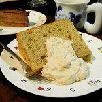 fusia cafe - スパイスシフォンケーキ
