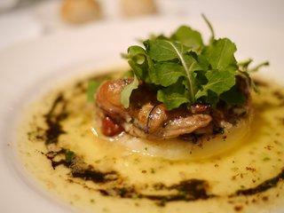 Il Giglio - スモークした兵庫県産牡蠣