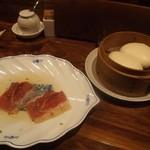 清粥小菜 明 - 金華ハム シロップ漬け 金木犀の香り