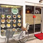 中華風レストラン 紅華 - チャイニーズレストラン「紅華」。日本の方が経営する、家庭的な店だ