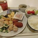 ホテル関西 - 朝食