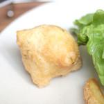 ピッツァ サルヴァトーレ クオモ 梅田 アンド ザ バー - ランチブッフェの惣菜:自家製もちもちゼッポレ '14 2月中旬