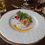 24605044 - オマール海老のサラダ仕立て