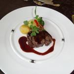 24605057 - 牛フィレ肉のステーキ