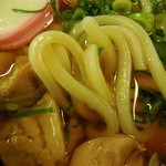 桂川パーキングエリア(下り線)スナックコーナー - ファストフードとしては上出来の麺