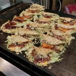 キャベツ焼 - きゃべつ焼き