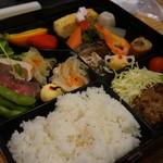 足助の洋食屋 参州楼   - おひなさんランチ¥2,000-