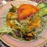 シダラタ - レディースセットのサラダ