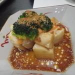 なが田 - タケノコの料理。激ウマ!!
