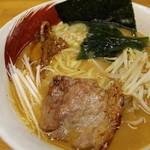旭川ラーメン好 - 味噌ラーメン、太麺【700円】