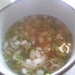 24611783 - アジのあらスープ