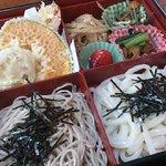 喜久住 - 料理写真:そば弁当