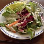 グリップ オーガニック - ランチのサラダ