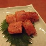 24613317 - 炙り明太子 420円