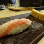 鮨処もり山 - 金目鯛