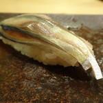 鮨処もり山 - 〆鯖