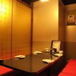 全席個室居酒屋 京の町に夢が咲く - 2~4名様で周りを気にせず、ゆったりと。