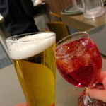 ジャミン - 乾杯〜♪