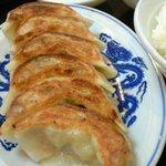 丸山飯店 - 餃子定食♪