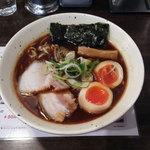 24619310 - 煮玉子ラーメン(750円)