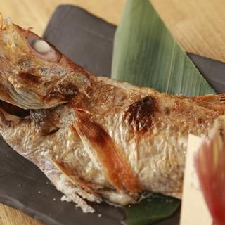 直送の天然鮮魚