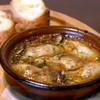 トラットリア ゼータ - 料理写真:大粒のカキの旨みが最高!牡蠣のアヒージョ★