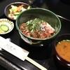 西洋割烹柏葉亭 - 料理写真:ステーキ丼セット☆