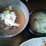 24620249 - 冷麺、ソルロンタン