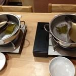 24623245 - ●出汁はダブルスープだよ~