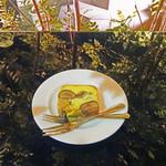 天現寺カフェ - 絶品!! 丹波栗のテリーヌ