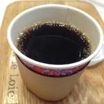 ア・ル・ロイック - コーヒー350円